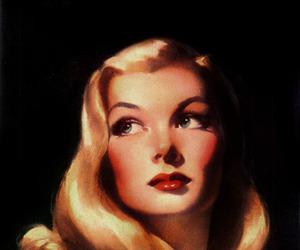 lady image