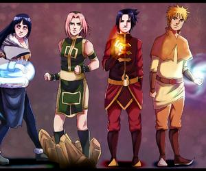 anime, avatar, and naruto shippuden image