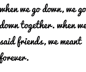 forever, together, and friends image