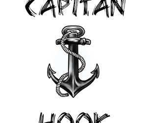 once upon a time, capitan hook, and ouat image