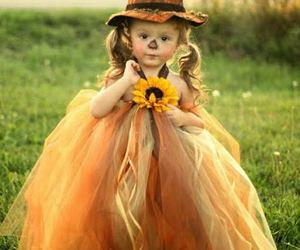 Halloween, baby, and kids image