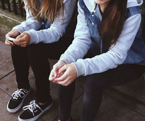 vans and friends image