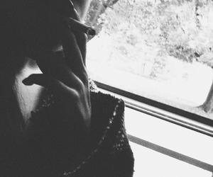 black and white, grunge, and drug rug image