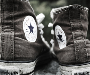 all star, awesome, and black image