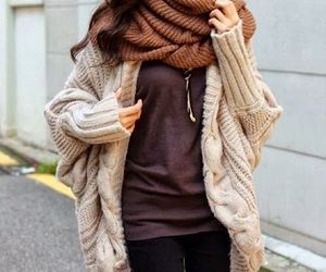 cozy, fall, and fashion image