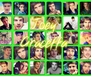 youtube, youtubers, and joey graceffa image
