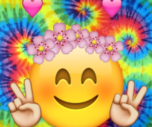 background, hippie, and love image
