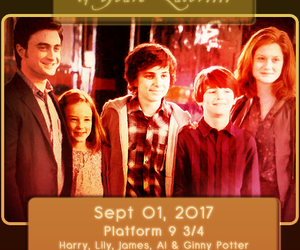 Epilogue, harry potter, and 19 yearts later image