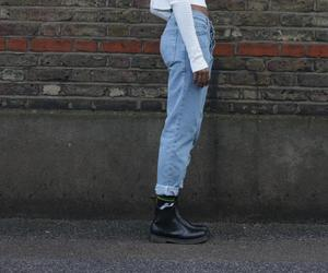 dr martens and chelsea boots image