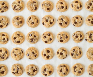 cookie, happy, and pattern image