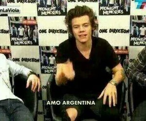 argentina and one direction image