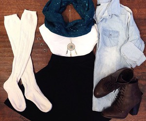 boots and clothes image