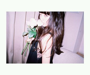 flowers and 小松菜奈 image