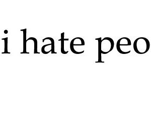 hate, lol, and people image