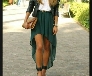 dress dresses green heels image