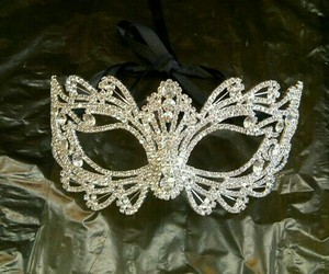 bling, mask, and sparkle in so cal contest image