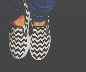 chevron, off, and slip ons image