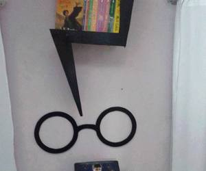 books and harry potter image