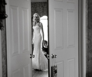 wedding, girl, and beautiful image