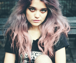 girl, hair, and sky ferreira image