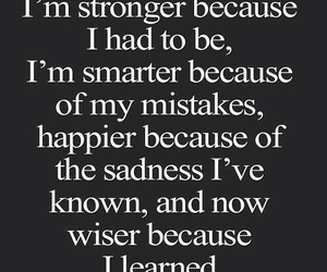 strong, quotes, and happy image