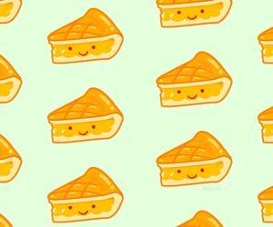 background, food, and happy image