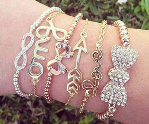 bracelet and OMG image