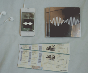 arctic monkeys, am, and concert image