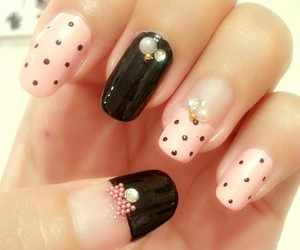 adorable, kawaii, and nail lacquer image