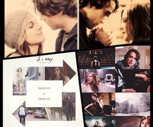 ifistay. if i stay image
