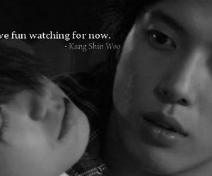 quotes, shin woo, and kdrama image