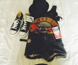 converse, cool, and grunge image