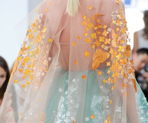 details, fashion, and blue image