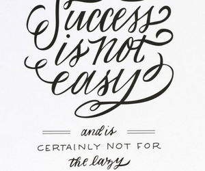 success, quote, and life image