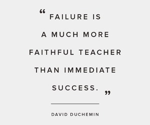 quote, failure, and success image