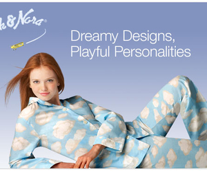 bedtime, clouds, and pajama image