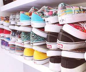 vans and shoes image