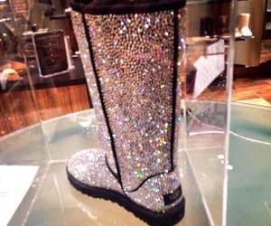 boots, fashion, and luxury image