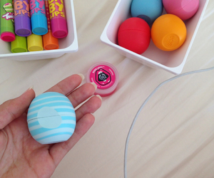 babes, eos, and babylips image
