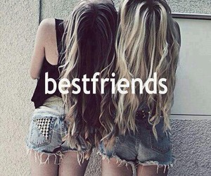 best friends, friends, and bestfriends image
