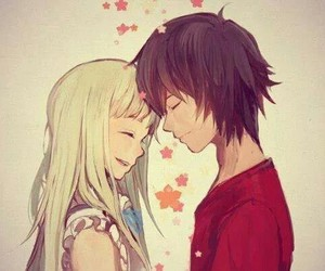 Anime Love And Couple Image