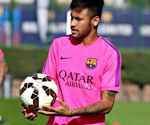 Barcelona, neymar, and neymar jr image