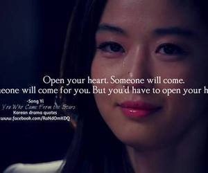 quotes, the star, and kdrama image