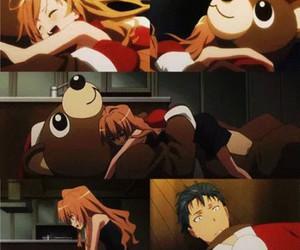 anime, toradora, and christmas image