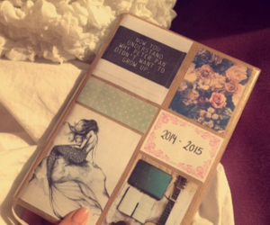 diy, flowers, and girls image