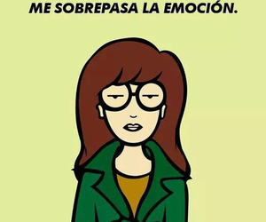 Daria, emotions, and mtv image
