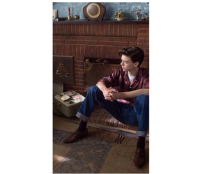 paul, thomas sangster, and nowhere boy image