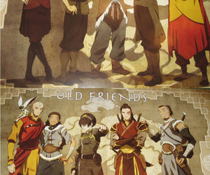 avatar the last airbender and the legend of korra image