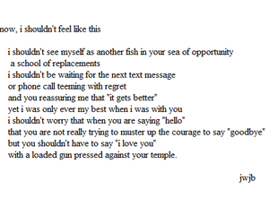 feel, feelings, and goodbye image