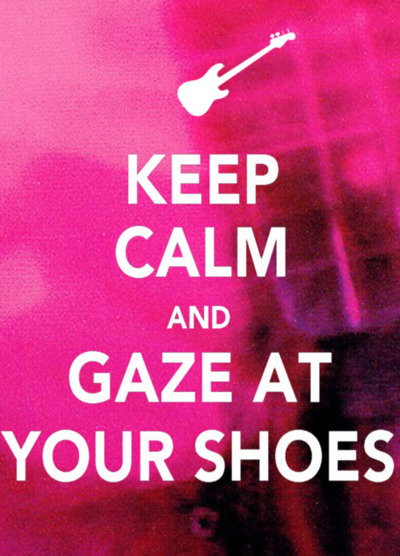 keep calm, my bloody valentine, and shoegaze image